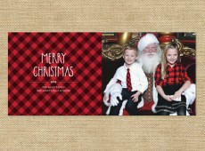 Buffalo-Plaid-Holiday-Photo-Card-front
