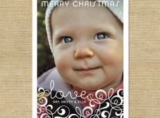 Flourish-Holiday-Photo-Card